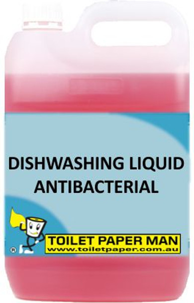 Toilet Paper Man - Dishwashing Liquid - Antibacterial - 20 Litre