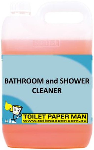 Toilet Paper Man - Bathroom and Shower Cleaner - 20 Litre - Buy your chemicals online
