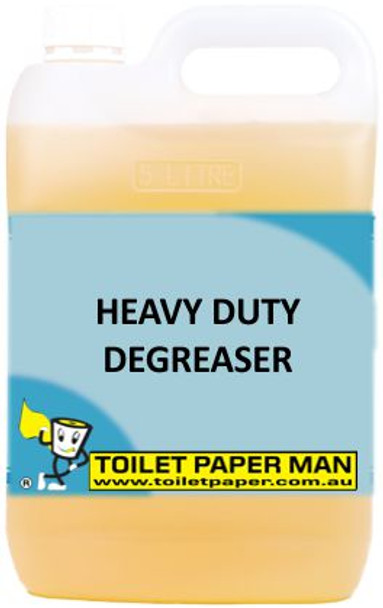 Toilet Paper Man - Heavy Duty Degreaser - 5 Litre