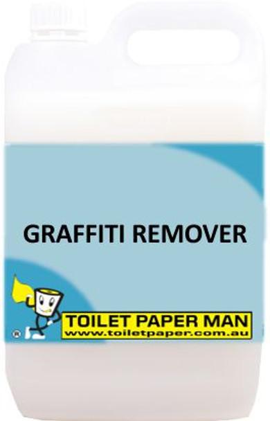 Toilet Paper Man - Graffiti Remover - 5 Litre - Buy your chemicals online