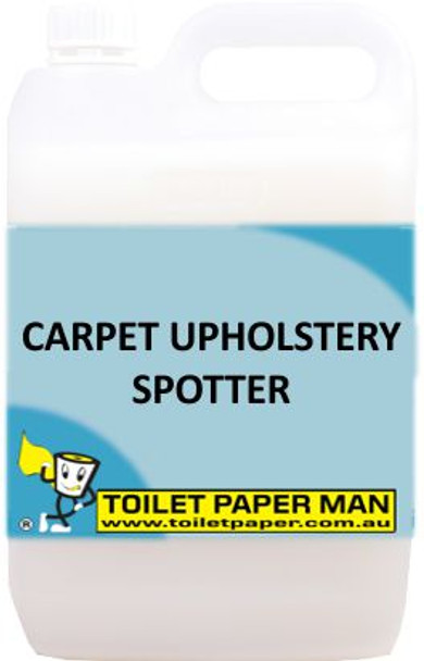 Toilet Paper Man - Carpet Upholstery Spotter - 20 Litre - Buy your chemicals online