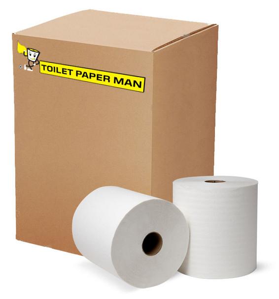 Centre Feed Towel Paper - 300 Metre - 6 Rolls of Paper Towels - Buy Paper Towels Online