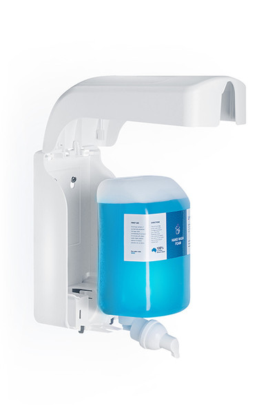 Hand Wash Foam 1 Litre Dispenser Fully Open