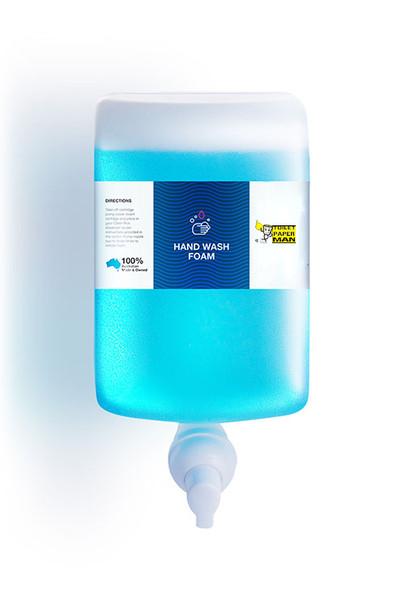 Foam Hand Wash - 1 Litre x 6