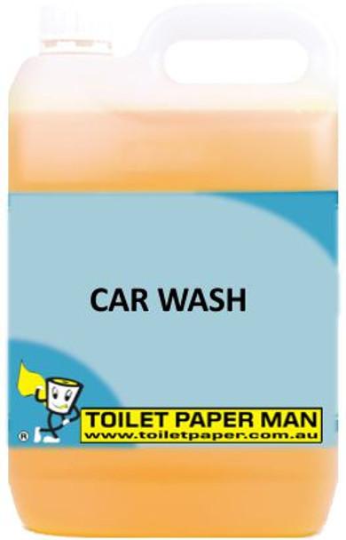 Toilet Paper Man - Car Wash - 5 Litre - Buy your chemicals online