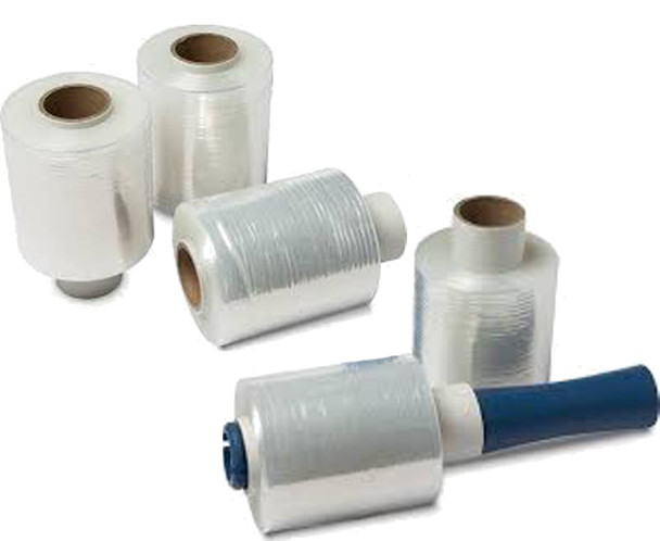 Bundle Film - Clear – 20um – 250m x 100mm – 20/Carton