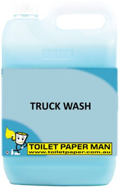 Toilet Paper Man - Truck Wash - 5 Litre - Buy your chemicals online