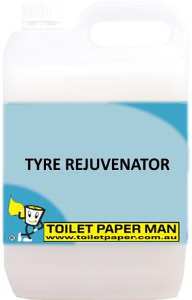 Toilet Paper Man - Tyre Rejuvenator - 5 Litre - Buy your chemicals online