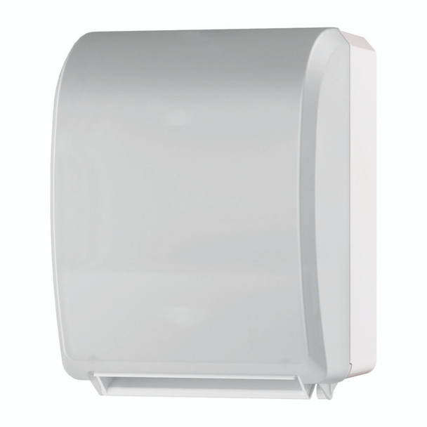 Semi Automatic Paper Towel Dispenser For Roll Towel - Buy Roll Towels Online - Buy Paper Towel Dispensers Online