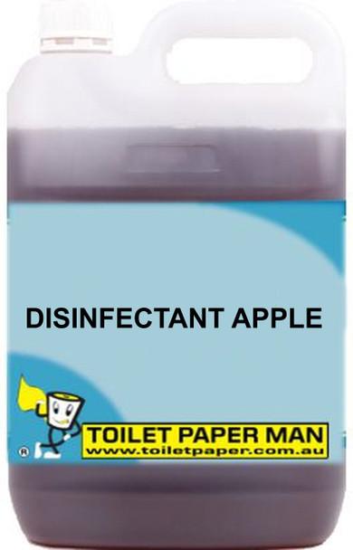 Toilet Paper Man - Disinfectant Apple - 5 Litre - Buy your chemicals online