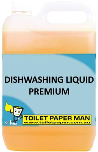 Toilet Paper Man - Dishwashing Liquid - Premium - 20 Litre - Buy your chemicals online