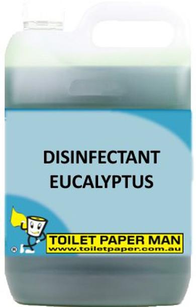 Toilet Paper Man - Disinfectant Eucalyptus - 5 Litre - Buy your chemicals online