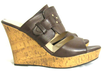 Wedge Sandals Side View