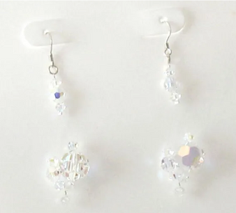 Earrings View Front