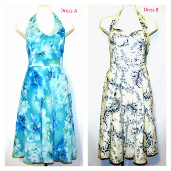Dress Bundle Dress A and Dress B