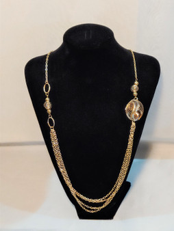 Chain  Necklace Front
