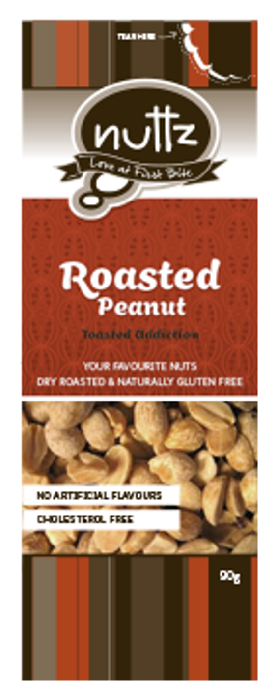 Roasted Peanuts 90g
