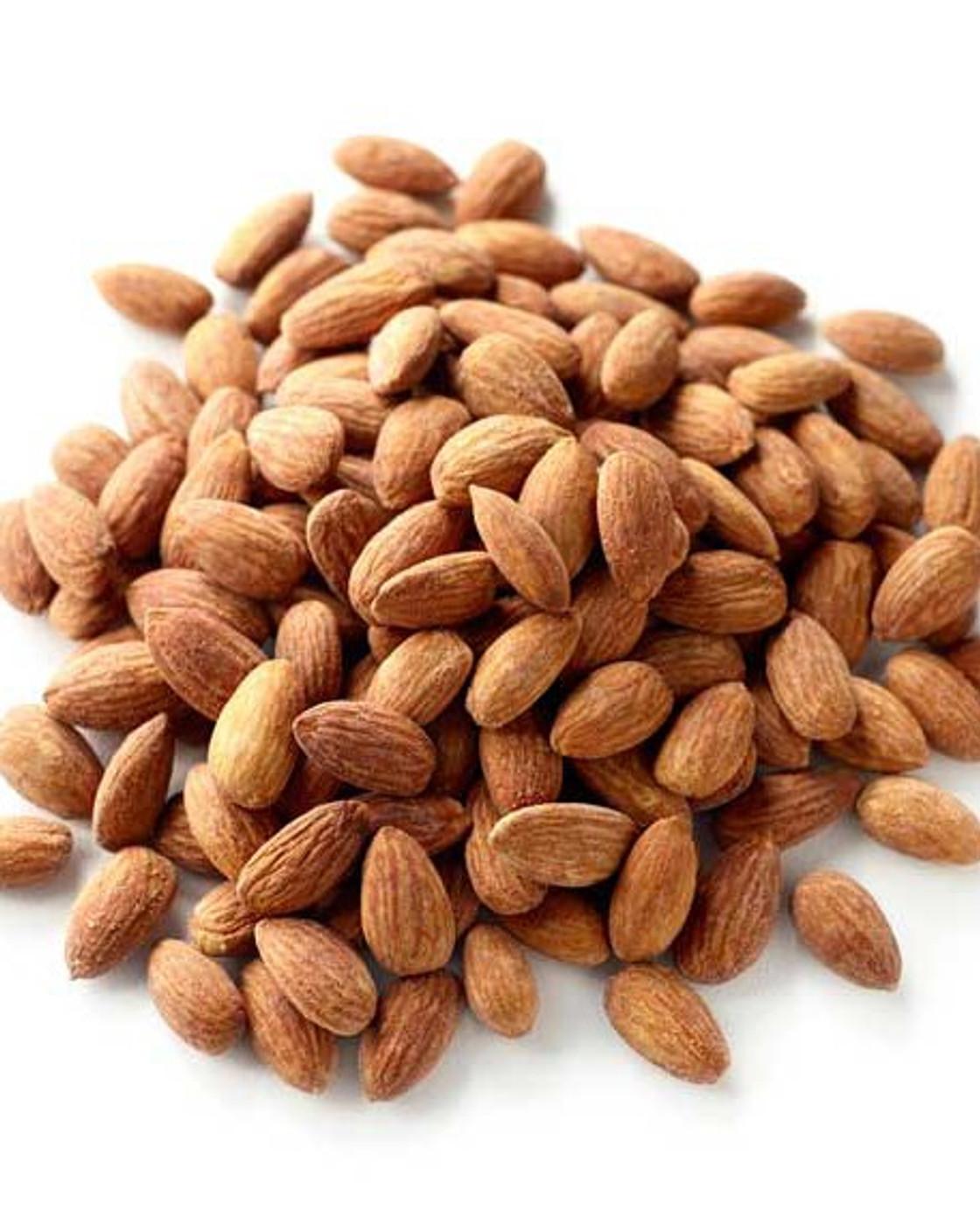 Dry Roasted Sea Salted Almonds