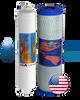 Cartridge Pack (2) Triple Undersink Alkaline - Yearly Replacement