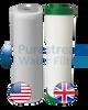 Cartridge Pack (2) - Twin (Fluoride)