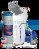 Single Undersink (with C-78PB1) - Premium With Retro Long Reach Faucet