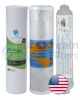 Cartridge Pack (3) Portable Reverse Osmosis (with Pi Alkaliser)