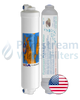 Cartridge Pack (2) Space Saver Reverse Osmosis (with Pi Alkaliser)