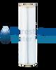 """20"""" x 4.5"""" Sediment  (Pleated) - Big Blue"""