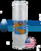 "10 micron 10"" x 2.5"" Carbon Block - USA"