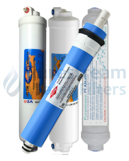 Reverse Osmosis - Countertop  Cartridges