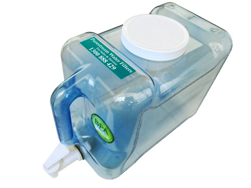 8 Litre Storage Container (BPA Free)