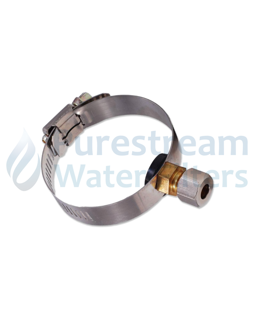 Drain Clamp (for Undersink Reverse Osmosis Systems)