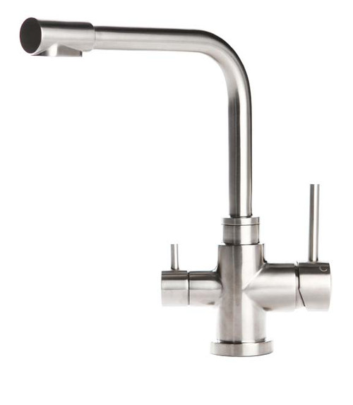 High Purity 304 Stainless Steel 3 Way Mixer