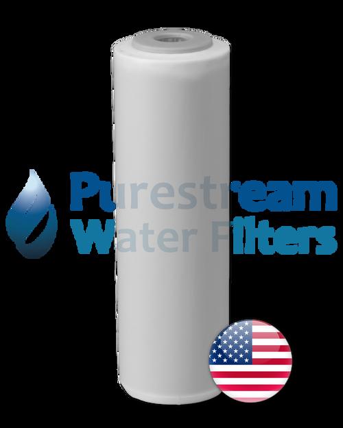 "1 MICRON 10"" X 2.5"" Ultra Ceram Fluoride Filtration - USA"