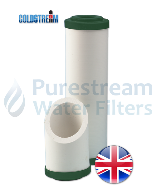 "0.4 Micron 10"" X 2.5"" Coldstream Sterasyl  Ceramic- UK"