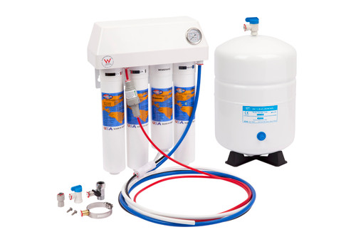 Quick Change Reverse Osmosis with Alkaliser