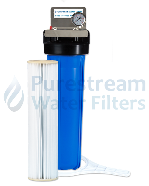 whole house water filter systems | purestream australia