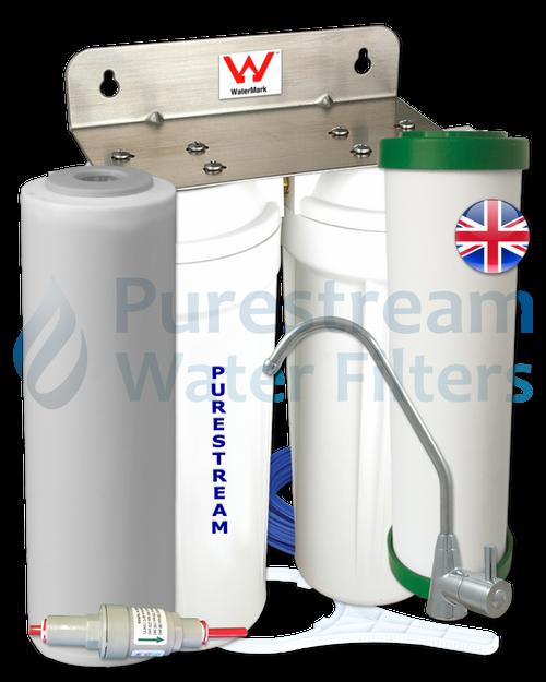 Twin/Triple Undersink Water Filters