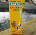 6 water parameter tests for your pond or aquarium