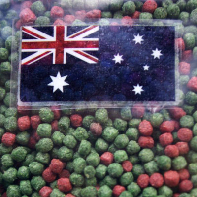 for all your fish needs feed Australian made floating pellet fish food