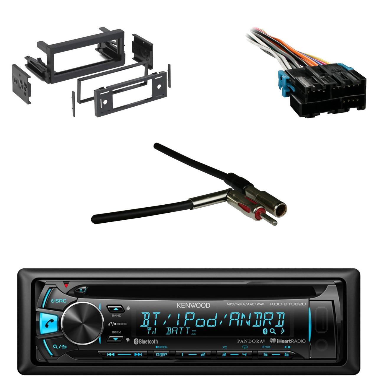Stereo Wiring Harness Kenwood Gm. Kenwood Radio Diagram ... on
