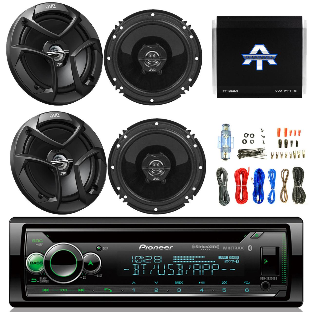 Pioneer C2 Front Door Speakers car speakers 300W