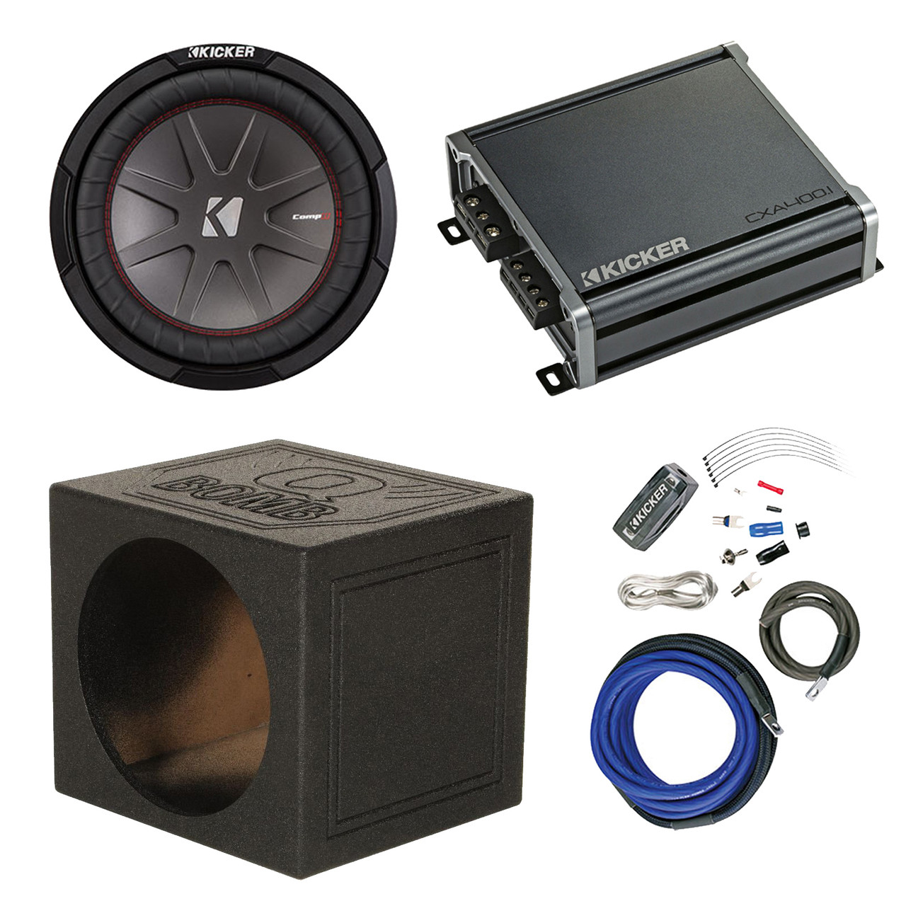 Brand New Kicker PK8 Power Kit Free Shipping