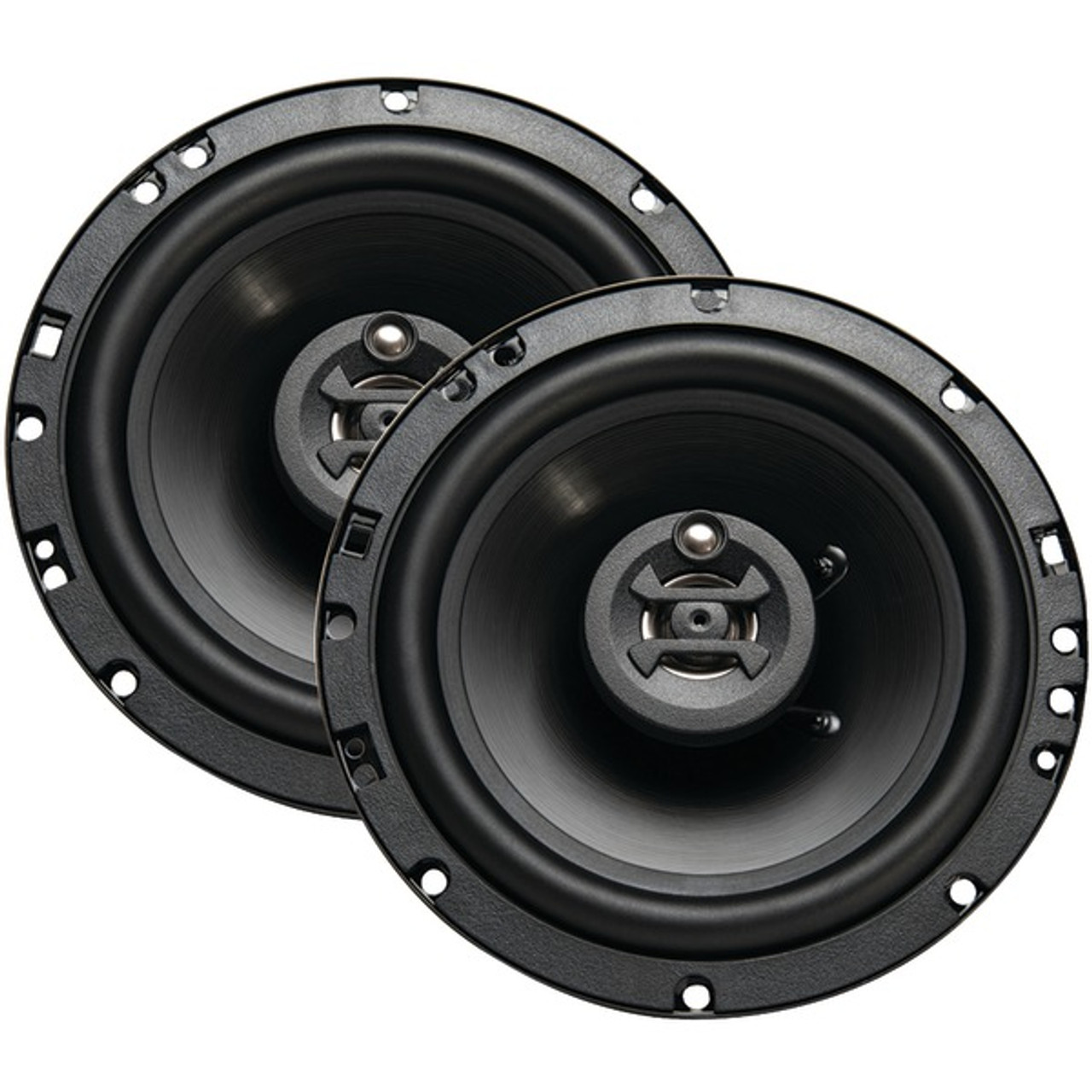 HIFONICS ZS653 Zeus Series Coaxial 4ohm Speakers (6 5
