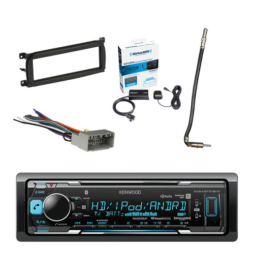 Metra 99-6503 Dash Kit for Chry//Dodge//Jeep 98-Up