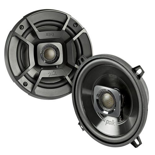 4x polk audio db522 5 25-inch 300-watt 2-way speakers, polk