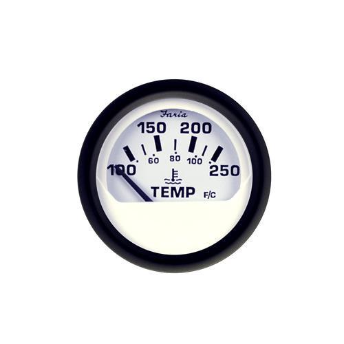 Faria Kronos 2 Trim Gauge Mercury//Mariner//Mercruiser//Volvo DP//Yamaha-2001 and newer 54729