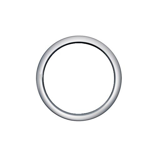 "2-1//16/"" 52mm Chrome Boat Marine Bezel for Devices VDO Viewline Bezel Round"