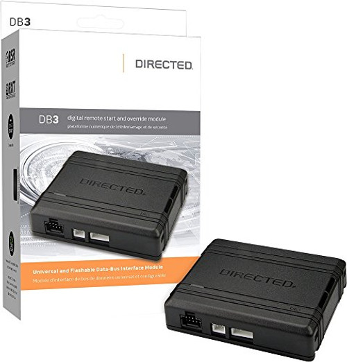 Directed Db3 Databus All Interface Module, 3x Lock For Remote Start,  Smartstart Ready (R-DB3)
