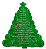 Night Before Christmas Metal Sign 20 x 20 Inches